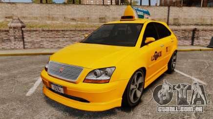 Habanero Taxi para GTA 4