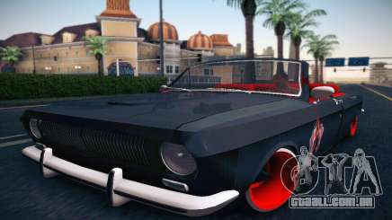 GAZ Volga 24 Cabriolet para GTA San Andreas