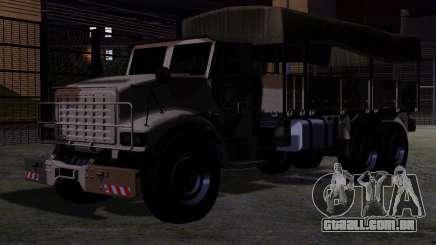 GTA V Barracks OL para GTA San Andreas