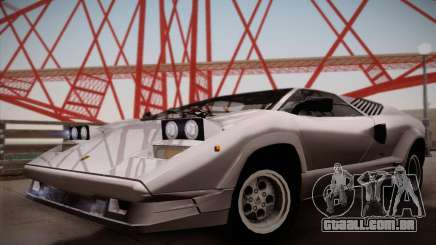 Lamborghini Countach 25th Anniversary para GTA San Andreas