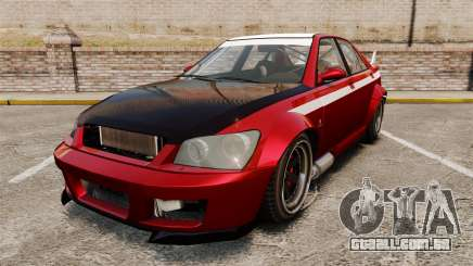 Sultan RS Sedan para GTA 4