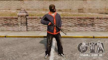 Franklin Clinton v2 para GTA 4