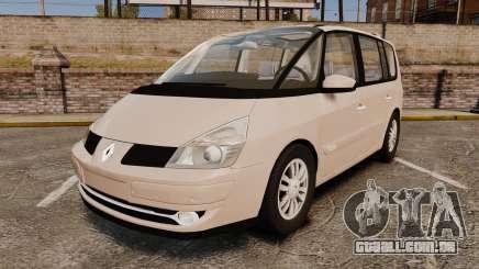 Renault Espace IV Initiale v1.1 para GTA 4
