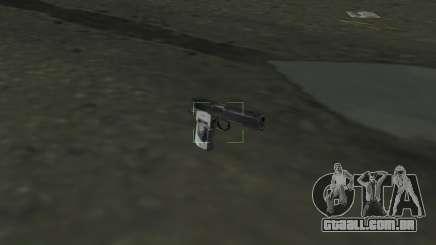 "Colt 1911 ""Stallone cobra"" para GTA Vice City"