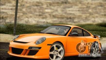 RUF RT12S para GTA San Andreas