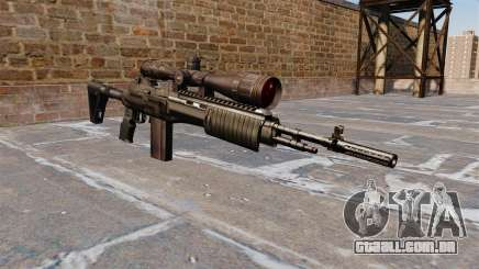 Rifle automático Mk 14 EBR para GTA 4