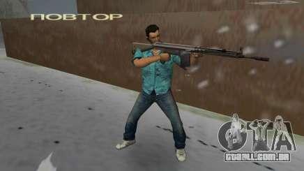 H&K G3A3 para GTA Vice City