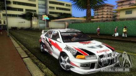 Mitsubishi Lancer Rally para GTA Vice City