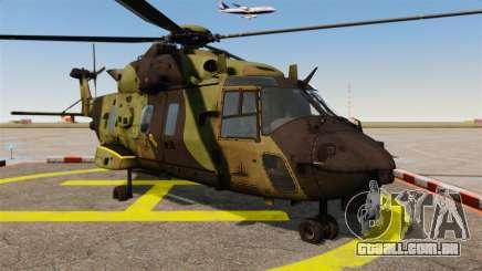 Eurocopter NHIndustries NH90 [EPM] para GTA 4