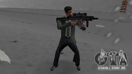 Custom MP5 para GTA Vice City