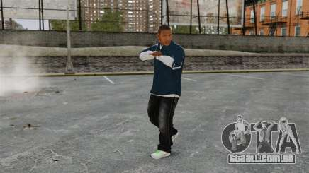 Clinton Franklin para GTA 4