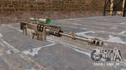 AS50 rifle de sniper para GTA 4