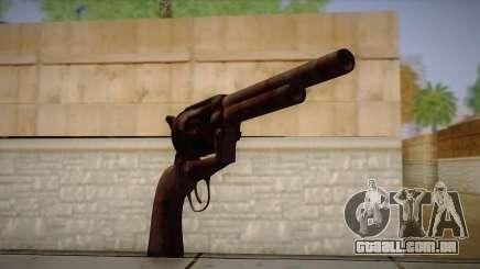 Colt Peacemaker (Rusty) para GTA San Andreas