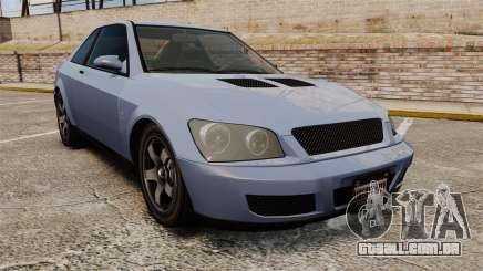 Sultan Coupe para GTA 4