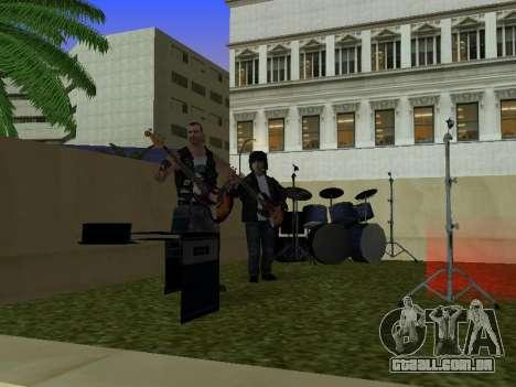 O Filme do concerto para GTA San Andreas