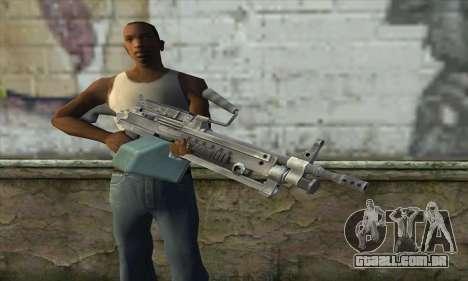 M16 из Postal 3 para GTA San Andreas terceira tela