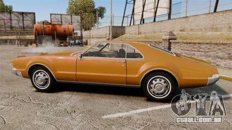 Oldsmobile Toronado 1966 para GTA 4 esquerda vista