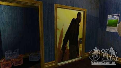 Renovado apartamento de South Bohan para GTA 4 segundo screenshot