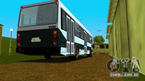 LIAZ-5256 para as rodas de GTA Vice City
