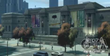 Banco E Museu De Roubo para GTA 4 segundo screenshot