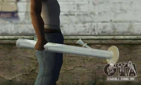 Dudka para GTA San Andreas terceira tela