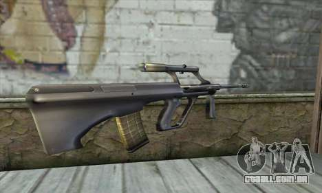 AGO из Counter Strike para GTA San Andreas segunda tela