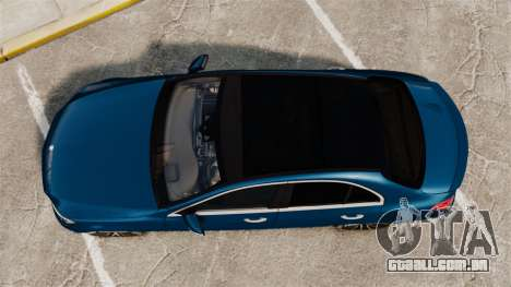 Mercedes-Benz C-Class (W205) AMG 2014 para GTA 4 vista direita