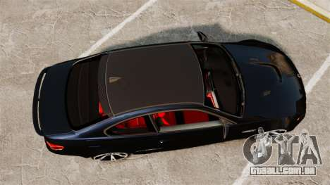 BMW M3 E92 AC Schnitzer ACS3-Sport v2.0 para GTA 4 vista direita
