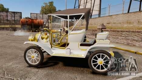 Ford Model T 1910 para GTA 4 esquerda vista