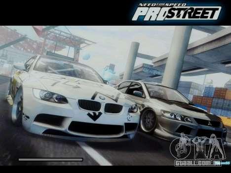 Loading Screens NFS para GTA San Andreas
