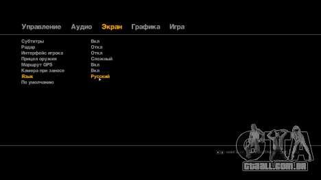 Crack do GTA 4 de Vapor para GTA 4 décimo tela