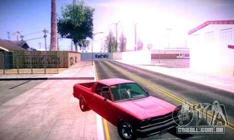 GTA V Picador para GTA San Andreas