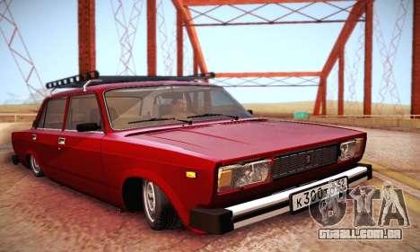 Vaz 21053 para GTA San Andreas