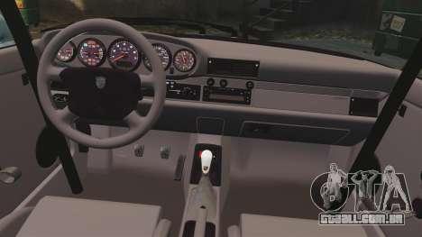 Porsche 993 GT2 1996 v1.3 para GTA 4 vista lateral