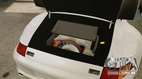 Porsche 993 GT2 1996 v1.3 para GTA 4 vista interior