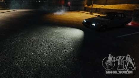 Extremamente luz branca para GTA 4