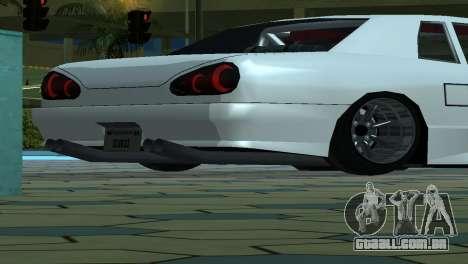 Elegy 280sx v2.0 para as rodas de GTA San Andreas