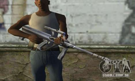 AGO из Counter Strike para GTA San Andreas terceira tela