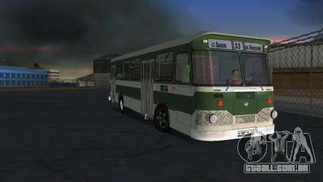 LIAZ 677 para GTA Vice City