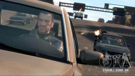 Arranque telas de GTA IV para GTA 4 oitavo tela