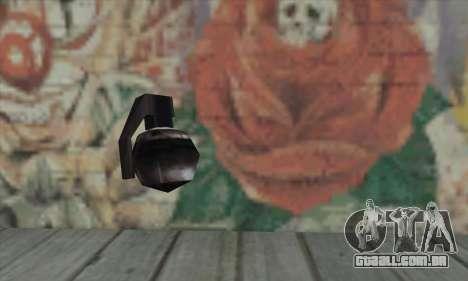 Romã para GTA San Andreas segunda tela