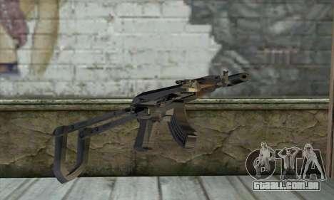 Silenced M70AB2 para GTA San Andreas segunda tela