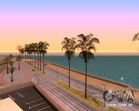 ENB para PC fraco para GTA San Andreas por diante tela