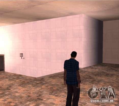 HMOST HD para GTA San Andreas segunda tela