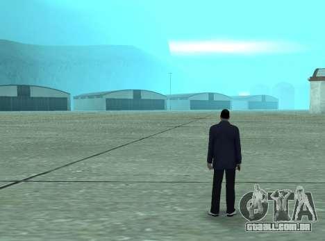 Nova Andre para GTA San Andreas segunda tela