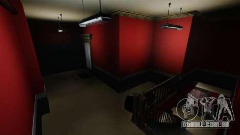 Renovado apartamento na cidade de Alderney para GTA 4 terceira tela