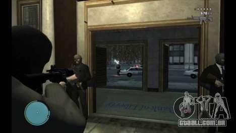 Banco E Museu De Roubo para GTA 4