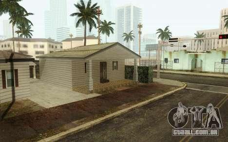 ENB HD CUDA 2014 v2.0 para GTA San Andreas terceira tela