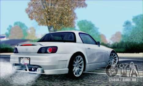 Honda S2000 Daily para as rodas de GTA San Andreas