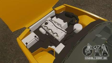 Renault 21 Nevada GTD para GTA 4 vista de volta